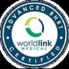 Worldlink Medical Advanced BHRT Certified | badge